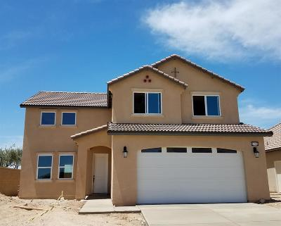 Madera Single Family Home For Sale: 598 Mesa Drive