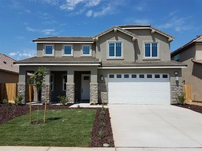 Madera Single Family Home For Sale: 534 Mesa Drive