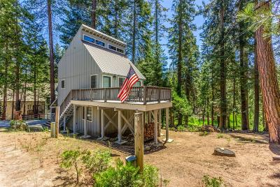 Shaver Lake Single Family Home For Sale: 42045 Ouzel Lane