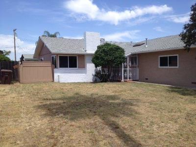 Sanger Single Family Home For Sale: 1471 George Avenue