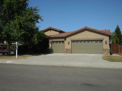 Clovis Single Family Home For Sale: 1161 Greenfield Avenue