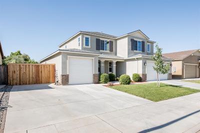Fresno Single Family Home For Sale: 6516 E Pontiac Way