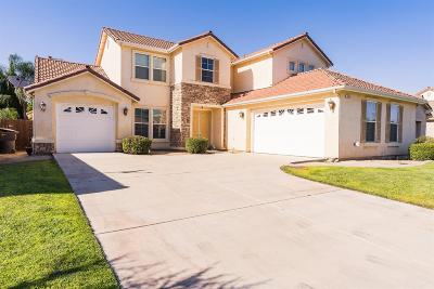 Fowler CA Single Family Home For Sale: $499,950