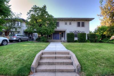 Fresno Single Family Home For Sale: 1037 E Cambridge Avenue