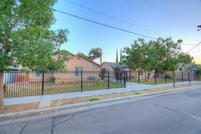Fresno Multi Family Home For Sale: 4070 E Butler Avenue