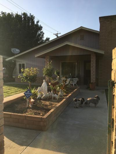 Fresno County Single Family Home For Sale: 4907 E Washington Avenue