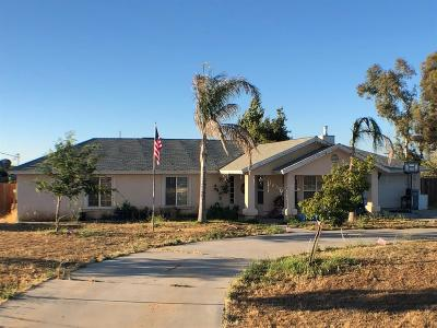 Madera Single Family Home For Sale: 24325 Tropical Drive