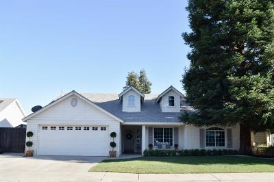 Clovis Single Family Home For Sale: 2134 Spruce Avenue
