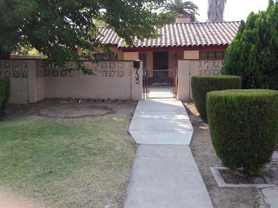 Fresno CA Single Family Home For Sale: $124,997