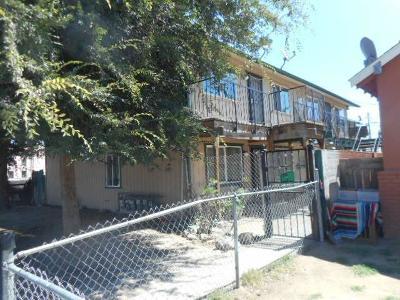 Clovis, Fresno, Sanger Multi Family Home For Sale: 466 N Roosevelt Avenue
