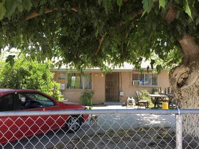 Selma CA Single Family Home For Sale: $197,000