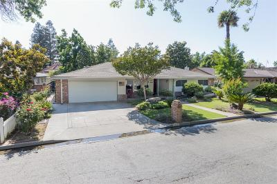 Madera Single Family Home For Sale: 112 Mainberry Drive