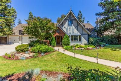 Clovis, Fresno Single Family Home For Sale: 7510 N Tahan Avenue