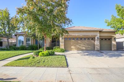 Clovis Single Family Home For Sale: 2833 Everglade Avenue