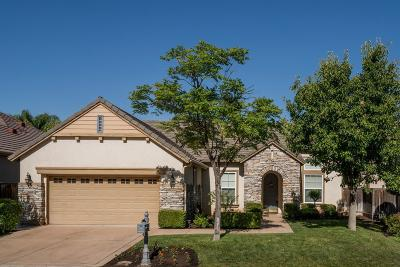 Clovis Single Family Home For Sale: 4684 N Emerald Peak Drive
