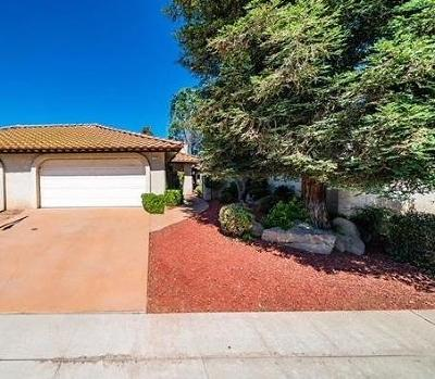 Madera Single Family Home For Sale: 1116 Valley Way