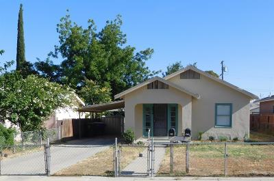 Coalinga Single Family Home For Sale: 334 E Houston Street