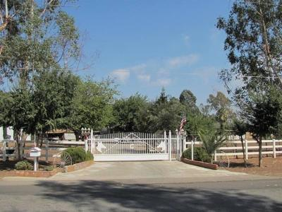 Clovis Single Family Home For Sale: 5872 N Bethel Avenue
