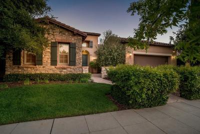 Clovis Single Family Home For Sale: 3582 Everglade Avenue