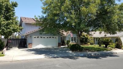 Clovis Single Family Home For Sale: 2021 Polson Avenue