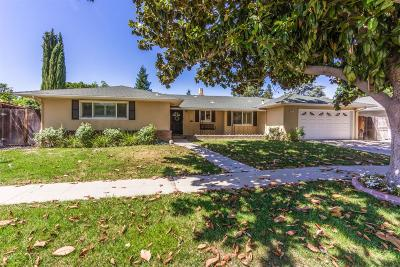 Fresno Single Family Home For Sale: 634 W Alamos Avenue