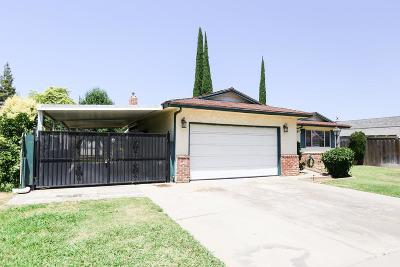 Fresno Single Family Home For Sale: 4497 N Winery Avenue