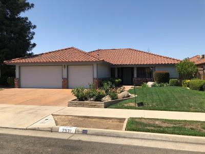 Madera Single Family Home For Sale: 2531 Beechwood Way