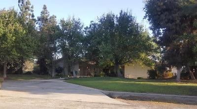 Fresno Single Family Home For Sale: 5399 W Yale Avenue