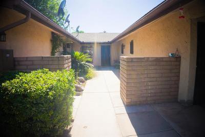 Clovis, Fresno, Sanger Multi Family Home For Sale: 4015 N Benedict Avenue