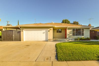 Clovis Single Family Home For Sale: 562 W San Gabriel Avenue