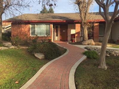 Clovis Single Family Home For Sale: 45 Burl Avenue