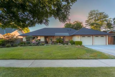 Fresno Single Family Home For Sale: 6509 N Tamera Avenue
