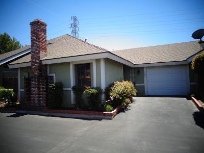 Fresno Condo/Townhouse For Sale: 381 E Nees Avenue #132