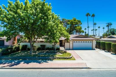 Hanford Single Family Home For Sale: 1295 Lassen Drive