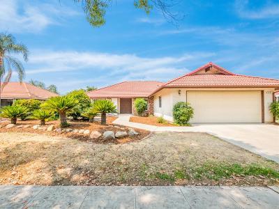 Clovis Single Family Home For Sale: 2375 Keats Avenue