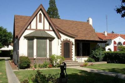 Single Family Home For Sale: 581 N Yosemite Avenue