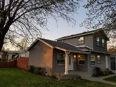 Madera Single Family Home For Sale: 601 N H Street