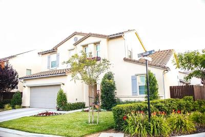 Clovis Single Family Home For Sale: 4298 Salem Lane