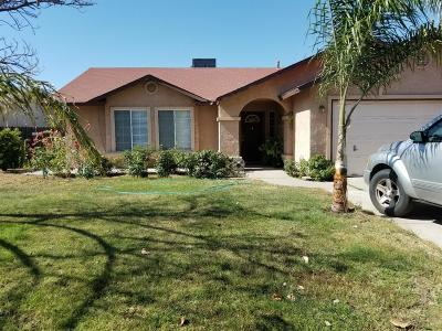 Selma Single Family Home For Sale: 2588 Mill Street
