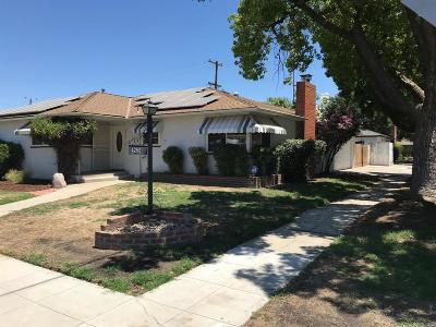 Fresno Single Family Home For Sale: 4260 N Bond Avenue