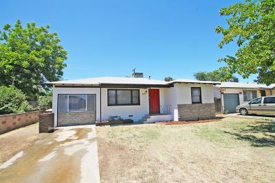 Tulare Single Family Home For Sale: 653 S Larkin Street