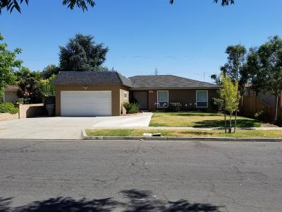 Fresno Single Family Home For Sale: 4854 E Santa Ana Avenue