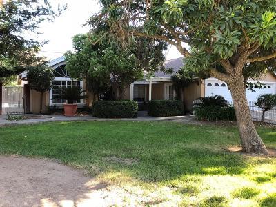 Clovis Single Family Home For Sale: 550 W Alluvial Avenue