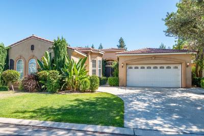 Fresno Single Family Home For Sale: 9844 N Sedona Circle