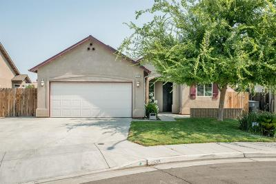 Madera Single Family Home For Sale: 2635 Pear Tree Drive