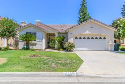 Fresno Single Family Home For Sale: 6238 W Minarets Avenue