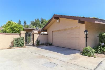 Fresno Single Family Home For Sale: 5326 N Colonial Avenue #102