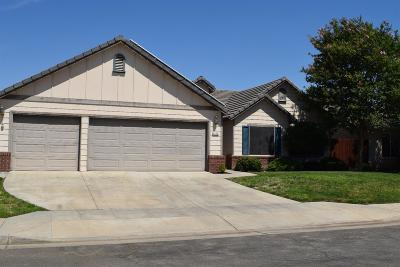 Fresno Single Family Home For Sale: 9176 N Winery Avenue