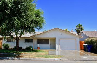 Fresno Single Family Home For Sale: 5264 N Bond Street