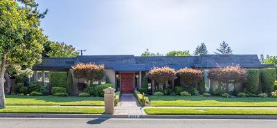 Fresno Single Family Home For Sale: 6285 N Thorne Avenue